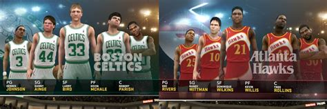 Mba 2k13 Larry Bird Rating by Nba 2k12 Screenshot 259 For Xbox 360 Operation Sports