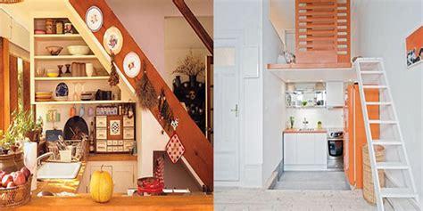 interior dapur bawah tangga imania jasa desain interior