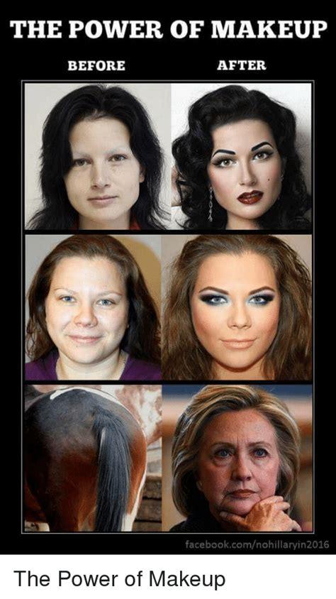 Before And After Meme - makeup before and after meme mugeek vidalondon