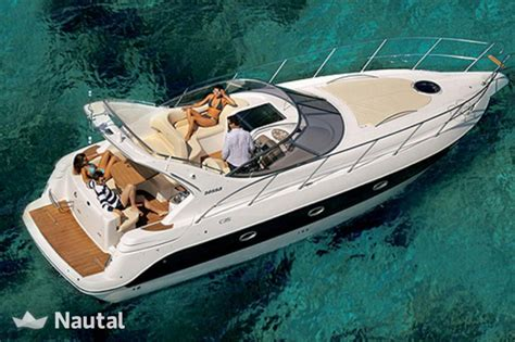 motorboat rent sessa marine sessa   baotic marina