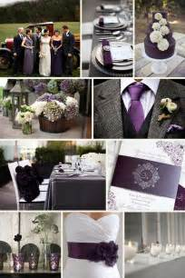 plum wedding colors 17 best ideas about purple silver wedding on