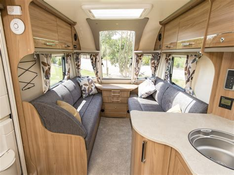 Kitchen Layout With Island bailey pegasus palermo review bailey caravans