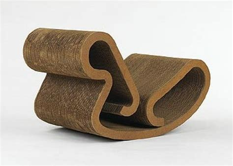 Ghery Chair - frank gehry easy edges rocking chair sit frank gehry