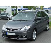 Mazda5 Facelift Front 20100501jpg  Wikimedia Commons