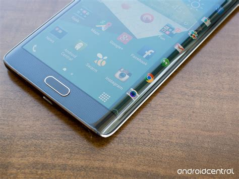 Samsung Edge S6 samsung rumored to be preparing galaxy s6 edge with two