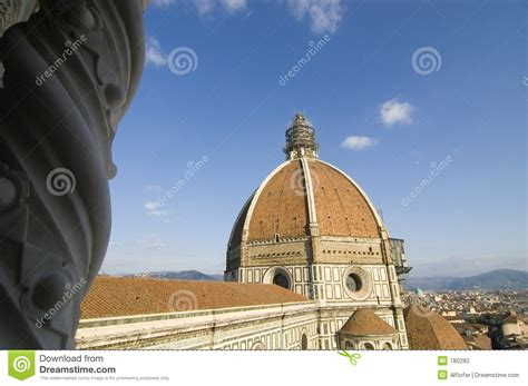 dome cupola brunelleschi florence dome cupola stock photography