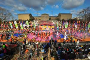 where is the thanksgiving day parade top 10 reasons to see the philadelphia thanksgiving day