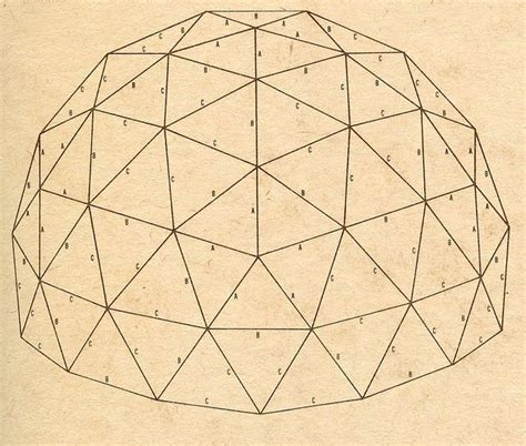 geodesic dome dome pinterest