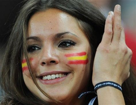 spanish flag tattoo designs two world cup flag on fan s soccer