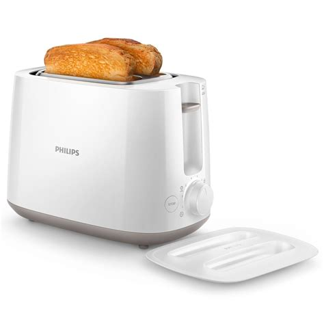 Bun Toaster philips daily collection toaster hd2582 00 8 settings