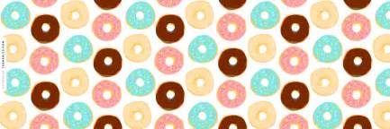 creamy donuts with sprinkles ask fm background food