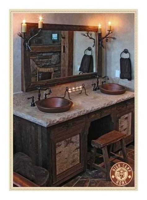 best 25 country bathroom vanities ideas only on