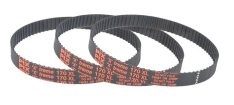 Timing Belt Xl 037 120 120xl 60 teeth toothed belt