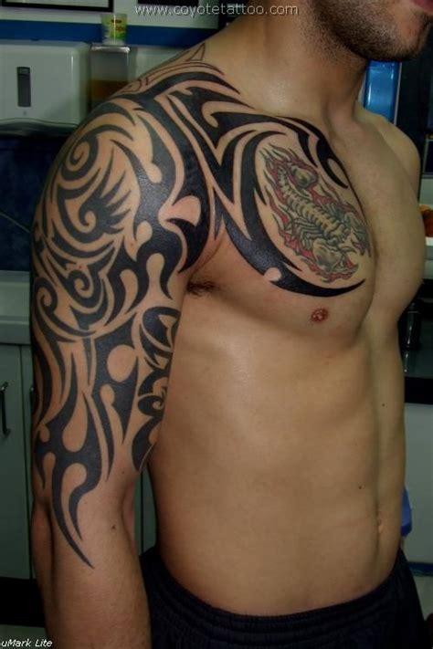 tattoo tribal hombro fotos de tribales tatuajes tatuajes imagen