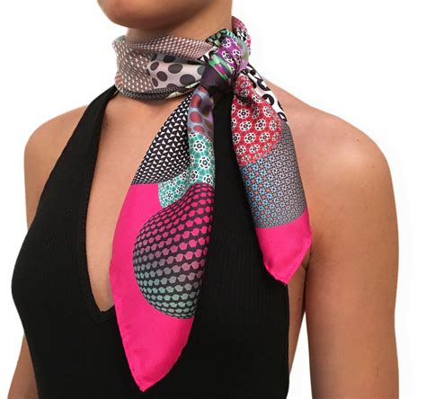 luxury silk scarves exclusive collection made in italy