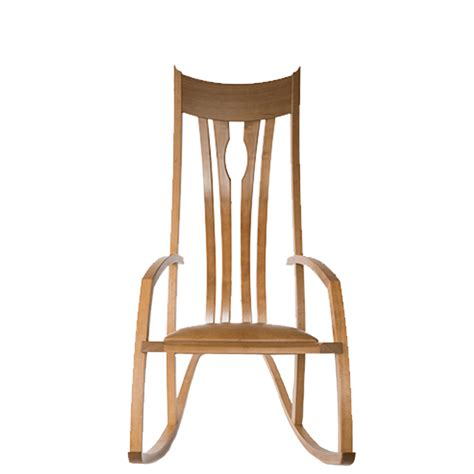 Cherry Rocking Chair - the morley rocker cherry philip morley furniture