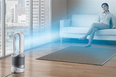 Dyson Pure Hot   Cool Link Air Purifier Review » The Gadget Flow