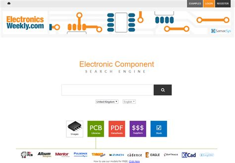Search Resources Samacsys Powers Our Component Search Engine Tahium