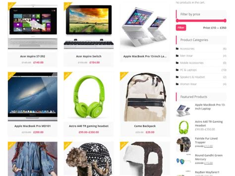 download themes ecommerce wordpress free metrostore free ecommerce wordpress theme freemium download