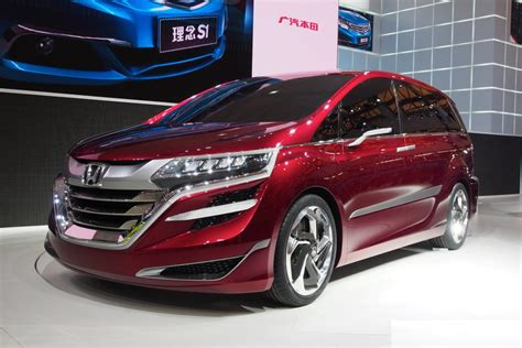 honda debuts 2018 odyssey project 2018 honda odyssey release date price interior changes specs