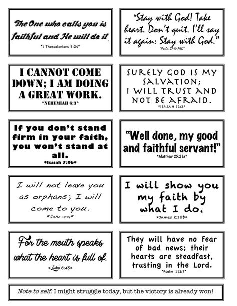 printable cards with scripture 17 best images about cards christian on pinterest