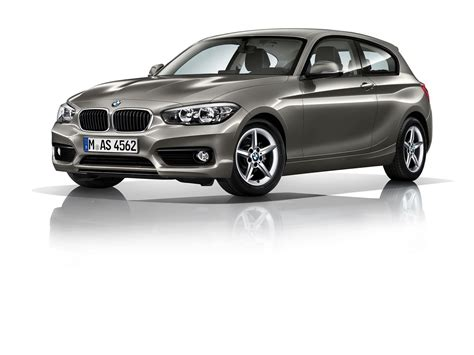 2016 bmw 1 series facelift this is it in 100 photos w