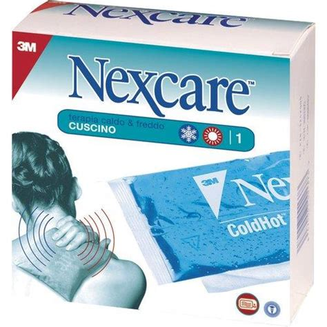 cuscino freddo cuscino caldo freddo nexcare 24259 08470003001373