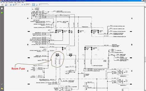 mazda mx 5 v6 wiring diagrams repair wiring scheme