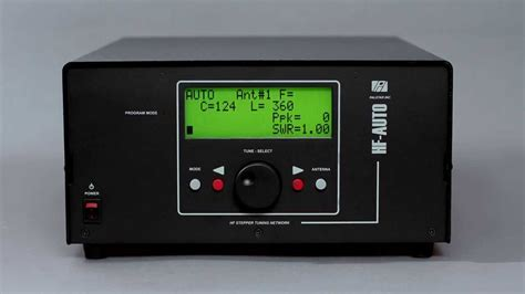Auto Tuner by How To Setup Your 1800 Watt Hf Auto Autotuner From Palstar