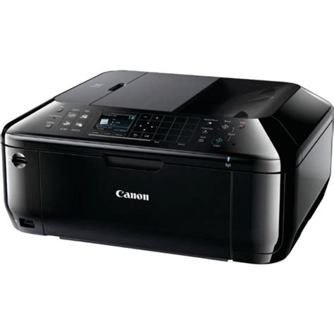 Canon Printer And Scanner canon pixma mx512 wireless color photo printer with