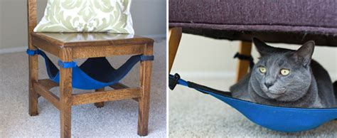 Cat Crib by Enjoy A Clutter Free Home With The Cat Crib Hauspanther