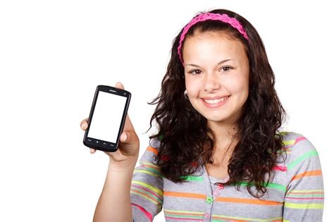 tween models un teenager with smartphone free stock photo public domain