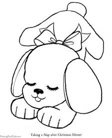 Coloring pages for free az coloring pages christmas dog coloring pages