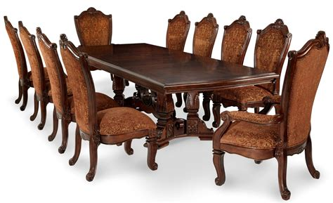 windsor dining room set windsor court dining room set by aico furniture 7000