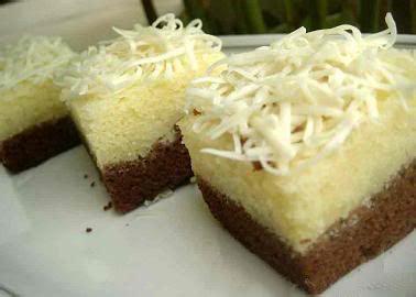 cara membuat brownies kukus dengan coklat bubuk resep kue brownies kukus coklat keju resep kue masakan