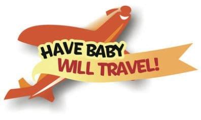 airplane travel gear for babies baby will travel media kit