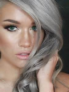 best color for gray hair grey hair color trends 2016
