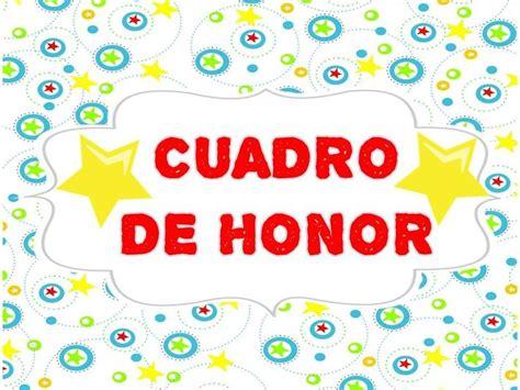 Cuadro De Honor   21 best cuadro de honor images on pinterest frame