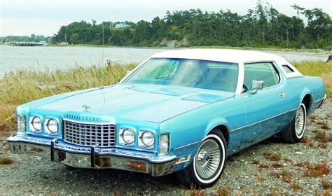 how do cars engines work 1972 ford thunderbird parking system top flight 1973 ford thunderbird ford s ultimate hemmings motor news