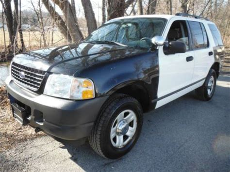 automobile air conditioning repair 2004 ford explorer sport trac regenerative braking buy used 2004 ford explorer 4 door 4x4 4 liter 6 cylinder with ice cold air conditioning in