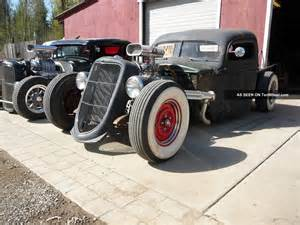 1940 ford rat rod or rod