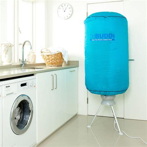 Portable Electric Clothes Dryer Dribuddi Portable Energy Efficient Indoor Electric