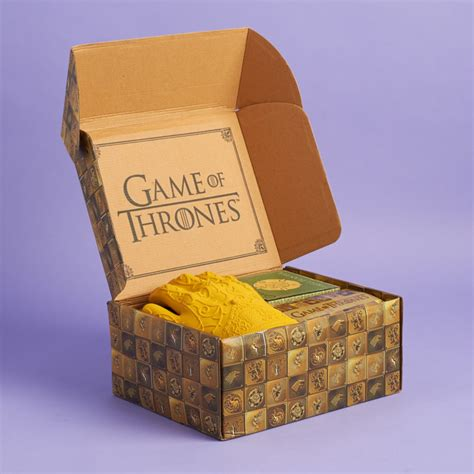 noble houses of westeros game of thrones box review noble houses of westeros winter 2017 my subscription addiction