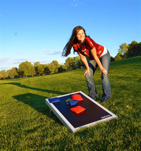 backyard bean bag toss game backyard bean bag toss 28 images how to make a diy backyard bean bag toss game