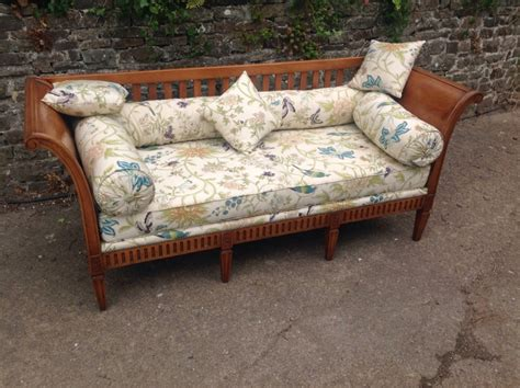 french country settee bench french country sofa bench 290331 sellingantiques co uk