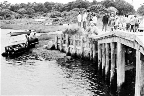 Chappaquiddick Air News In Pictures In Pictures Edward Kennedy