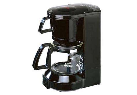 coffee maker in bedroom hotel coffee maker black