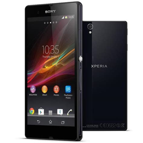 sony android sony xperia z android phone announced gadgetsin