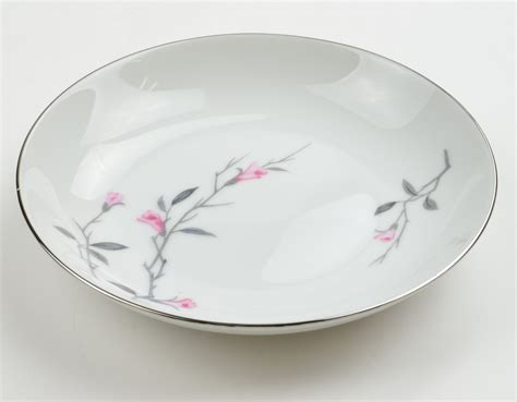 fine china patterns fine china of japan cherry blossom pattern coupe soup bowl