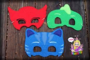pj masks mask pj mask gekko mask catboy mask akidsdreamboutique